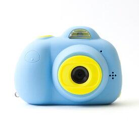 MAXEVIS マゼビス キッズカメラ PRO 子供用デジタルカメラ MA-KCA-PRO-BL ブルー[MAKCAPROBL]