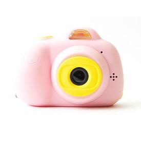 MAXEVIS マゼビス キッズカメラ PRO 子供用デジタルカメラ MA-KCA-PRO-PK ピンク[MAKCAPROPK]