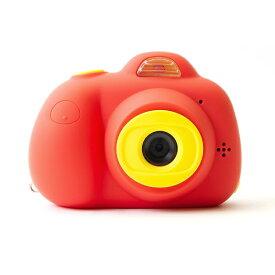 MAXEVIS マゼビス キッズカメラ PRO 子供用デジタルカメラ MA-KCA-PRO-RD レッド [デジタル式][MAKCAPRORD]