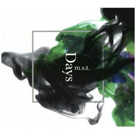 ディスクユニオン disk union m.s.t./ Days【CD】
