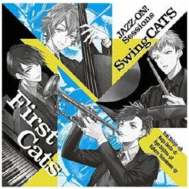フロンティアワークス Frontier Works (ドラマCD)/ JAZZ-ON! Sessions First Cats【CD】