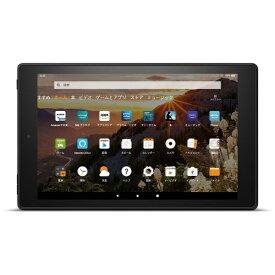 Amazon アマゾン B07KD9HHM3 Fire HD 10 タブレット ブラック (10インチHDディスプレイ) 32GB Amazon ブラック [10.1型 /ストレージ:32GB /Wi-Fiモデル][タブレット 本体 10インチ wifi B07KD9HHM3]