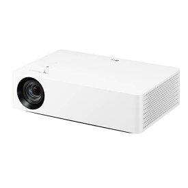 LG 4K LEDプロジェクター HU70LS ホワイト[HU70LS]