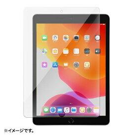 サンワサプライ SANWA SUPPLY 10.2インチ iPad(第7世代)用 強化ガラスフィルム LCD-IPAD102G