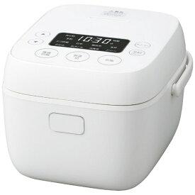 TAGlabel by amadana タグレーベル バイ アマダナ AT-RM32B-WH 炊飯器 ホワイト [3合 /マイコン][ATRM32B]