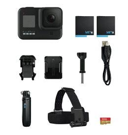 GoPro ゴープロ アクションカメラ GoPro(ゴープロ) HERO8 Black 限定ボックスセット CHDRB-801-FW [4K対応 /防水][ヒーロー8 セット ブラック gopro8 CHDHX801FW]
