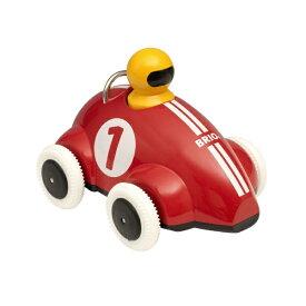 BRIO ブリオ 30226 プッシュ&ゴー レーサーカー