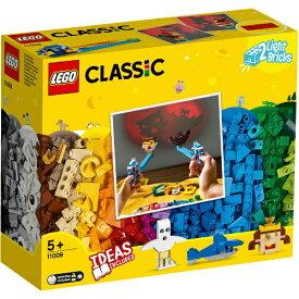 レゴジャパン LEGO 11009 クラシック アイデアパーツ〈ライトセット〉