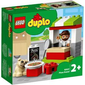 レゴジャパン LEGO 10927 デュプロ デュプロのまち ピザ屋さん[レゴブロック]