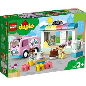 レゴジャパン LEGO 10928 デュプロ デュプロのまち パン屋さん[レゴブロック]