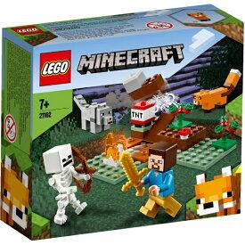 レゴジャパン LEGO 21162 マインクラフト タイガの冒険[レゴブロック]