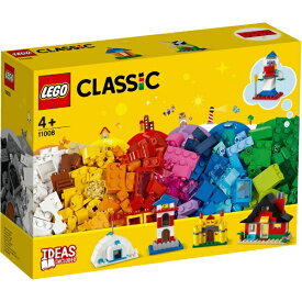 レゴジャパン LEGO 11008 クラシック アイデアパーツ〈お家セット〉[レゴブロック]