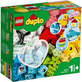 レゴジャパン LEGO 10909 デュプロ デュプロのいろいろアイデアボックス<ハート>[レゴブロック]