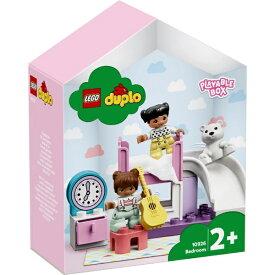 レゴジャパン LEGO 10926 デュプロ デュプロのまち ピンクのベッドルーム