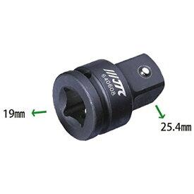 JTC ジェイティーシー JTC640608 変換アダプター 19mm→25.4mm
