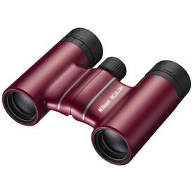 ニコン Nikon 8倍双眼鏡 「アキュロン T02(ACULON T02)」8×21 レッド [8倍][ACT028X21RD]