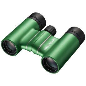 ニコン Nikon 8倍双眼鏡 「アキュロン T02(ACULON T02)」8×21 グリーン [8倍][ACT028X21GR]
