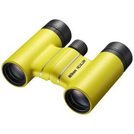 ニコン Nikon 8倍双眼鏡 「アキュロン T02(ACULON T02)」8×21 イエロー [8倍][ACT028X21YW]