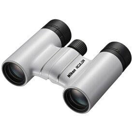 ニコン Nikon 8倍双眼鏡 「アキュロン T02(ACULON T02)」8×21 ホワイト [8倍][ACT028X21WH]