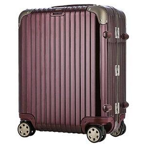 RIMOWA リモワ スーツケース 45L LIMBO(リンボ) カルモナレッド 881.56.34.4