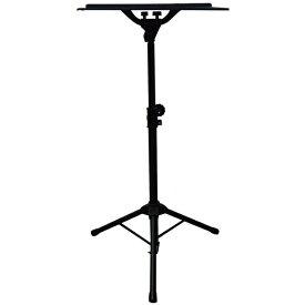 キクタニ KIKUTANI MUSIC 角度調節も行える ミニ キーボードスタンド(ブラック ) KS-203 KS-203