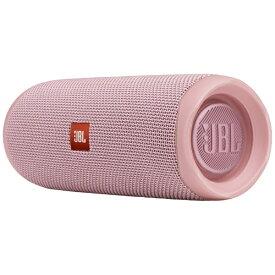 JBL ジェイビーエル ブルートゥース スピーカー JBLFLIP5PINK ピンク [Bluetooth対応 /防水][JBLFLIP5PINK]【point_rb】