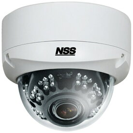 NSS 4メガピクセル AHD防水暗視電動バリフォーカルドーム型カメラ NSC-AHD933M-4M