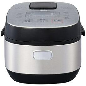 ハイアール Haier JJ-XP2H56F-XK 炊飯器 URBAN CAFE SERIES(アーバンカフェシリーズ) ステンレスブラック [5.5合 /IH][JJXP2H56F]