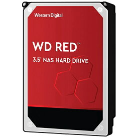 WESTERN DIGITAL ウェスタン デジタル WesternDigital Red SATA6G 接続 ハードディスク 2TB WD20EFAX-RT【バルク品】 [WD20EFAXRT]