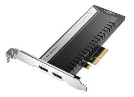 I-O DATA アイ・オー・データ PCIeキャプチャーボード 4K/60p記録対応 ソフトウェアエンコード型 GV-4K60/PCIE[GV4K60PCIE]