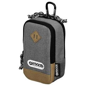アウトドアプロダクツ OUTDOOR PRODUCTS カメラポーチ 04 ODCP04HG ヘザーグレー