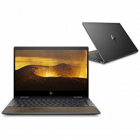 HP エイチピー 8WE07PA-AAAA ノートパソコン ENVY x360 13-ar0102AU ナイトフォールブラック & ナチュラルウォールナット [13.3型 /AMD Ryzen 7 /SSD:512GB /メモリ:16GB /2019年12月モデル][13.3インチ 新品 windows10 8WE07PAAAAA]