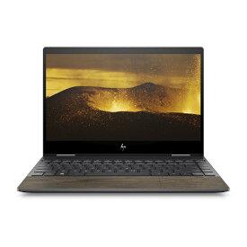 HP エイチピー 8VZ56PA-AAAA ノートパソコン ENVY x360 13-ar0106TU-OHB ナイトフォールブラック & ナチュラルウォールナット [13.3型 /AMD Ryzen 7 /SSD:512GB /メモリ:16GB /2019年12月モデル][13.3インチ office付き 新品 windows10 8VZ56PAAAAA]