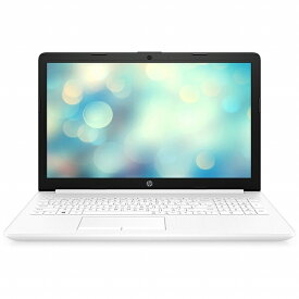 HP エイチピー 9AU46PA-AAAB ノートパソコン 15-da2023TU-OHB ピュアホワイト [15.6型 /intel Core i5 /HDD:1TB /Optane:16GB /メモリ:8GB /2019年12月モデル][15.6インチ office付き 新品 windows10]