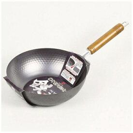 パール金属 PEARL METAL 軽くてサビにくい鉄のいため鍋 24cm HB-4289[HB4289]