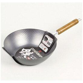 パール金属 PEARL METAL 軽くてサビにくい鉄のいため鍋 27cm HB-4290[HB4290]