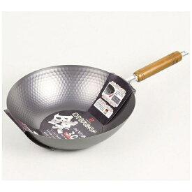 パール金属 PEARL METAL 軽くてサビにくい鉄のいため鍋 30cm HB-4291[HB4291]