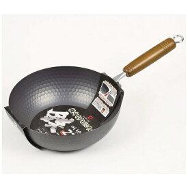パール金属 PEARL METAL 軽くてサビにくい鉄のいため鍋 22cm HB-4678[HB4678]