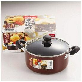 パール金属 PEARL METAL ママディナー IH煮込み鍋 24cm H-2095[H2095]