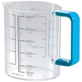 パール金属 PEARL METAL Colors 耐熱計量カップ500ml C-1394 ブルー[C1394]