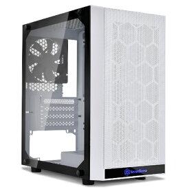 SilverStone シルバーストーン PCケース SST-PS15W-G ホワイト