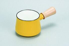 パール金属 PEARL METAL プチクック ホーローミルクパン HB-5066 イエロー [10cm][HB5066]