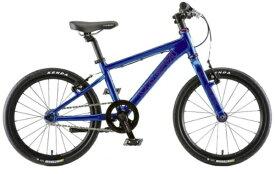 ルイガノ 18型 子供用自転車 K18 ADVANCED(METALIC BLUE/シングルシフト)【組立商品につき返品不可】 【代金引換配送不可】