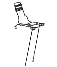 ルイガノ LOUIS GARNEAU サイクルパーツ AVIATOR-E用 フロントキャリア(ブラック) 88990000
