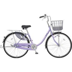丸石サイクル 26型 自転車 escort エスコート(ライトパープル/シングルシフト)ESLP26J M94M【組立商品につき返品不可】 【代金引換配送不可】