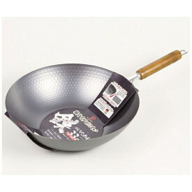 パール金属 PEARL METAL 軽くてサビにくい鉄のいため鍋 33cm HB-4292[HB4292]