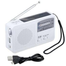 セーブインダストリー SAVE-INDUSTRY SV-5745 防災ラジオ SAVE [AM/FM /ワイドFM対応][SV5745]
