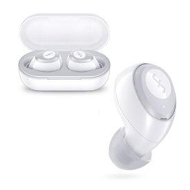 Funcl ファンクル フルワイヤレスイヤホン FC8D1JP/E ホワイト [リモコン・マイク対応 /ワイヤレス(左右分離) /Bluetooth][FC8D1JPE]
