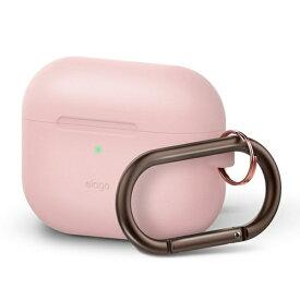 ELAGO エラゴ elago エラゴ ORIGINAL HANG カラビナ付ケース for AirPods Pro (Lovely Pink) Lovely Pink EL_APPCSSCOH_PK