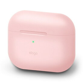 ELAGO エラゴ elago エラゴ ORIGINAL BASIC シリコンケース for AirPods Pro (Lovely Pink) Lovely Pink EL_APPCSSCOB_PK